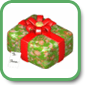 YoVille profile gift icon
